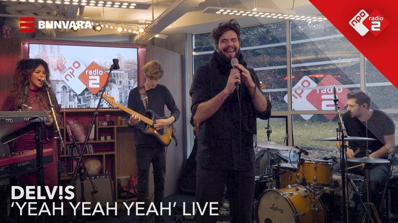 Delv s 'Yeah Yeah Yeah' live @Jan Willem Start Op
