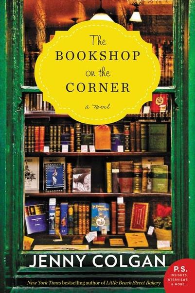 The Bookshop on the Corner - Jenny Colgan