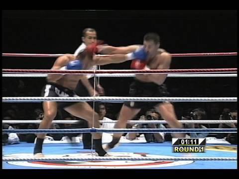 Sam Greco vs Jerome Le Banner K 1 HERCULES '96