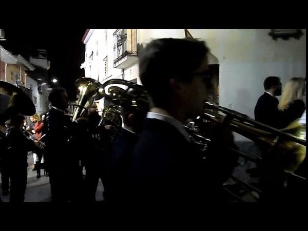 Marcha CARIDAD del GUADALQUIVIR Banda de Musica LUZ y ANIMAS ALHAURIN de la TORRE 2018 24 03