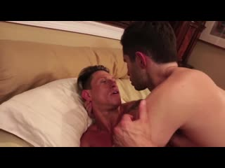 MICHAEL LUCAS AND BRYCE EVANS gay porn