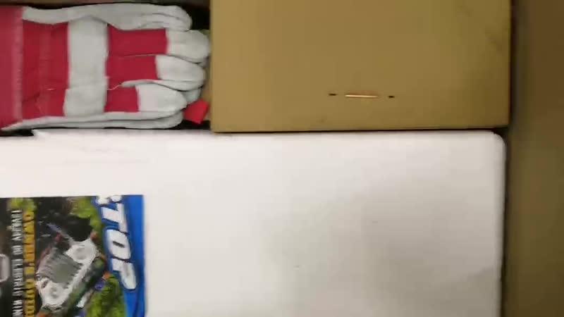 Видео отчет. Отправка лебедки на 12500lbs в г. Плесецк. (Мирный)