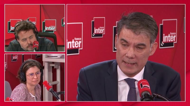 """Olivier Faure Qu'un ministre se permette ce type d'envois c'est d'une légèreté incroyable"""""""