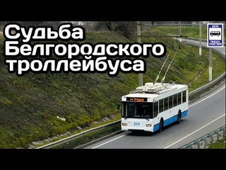 🇷🇺Судьба белгородского троллейбуса. «Спасти нельзя ликвидировать»   Belgorod trolleybus
