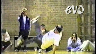 B-Boy Evo (aka Demon Smurf)  - Top 10 sets