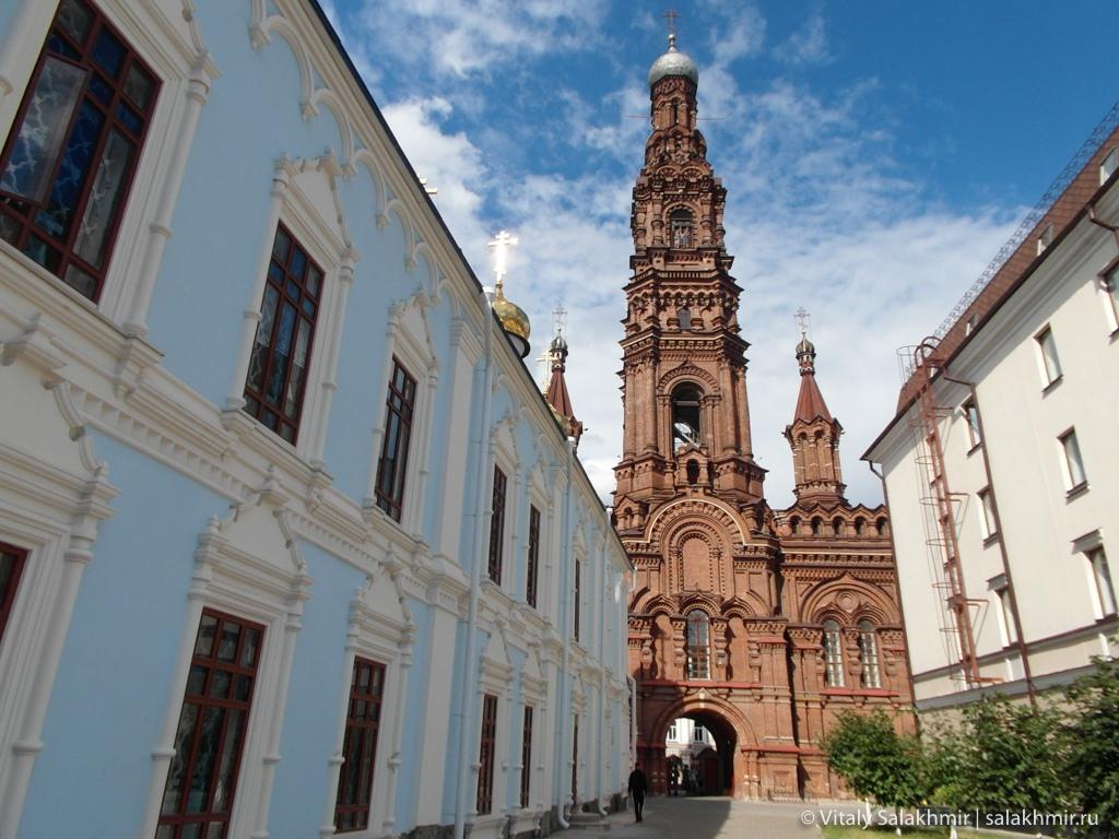 Богоявленская церковь и колокольня – Казань 2020