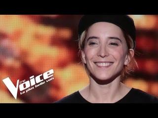 Marc Lavoine – Les yeux revolver   Gustine   The Voice France 2020   Blind Audition