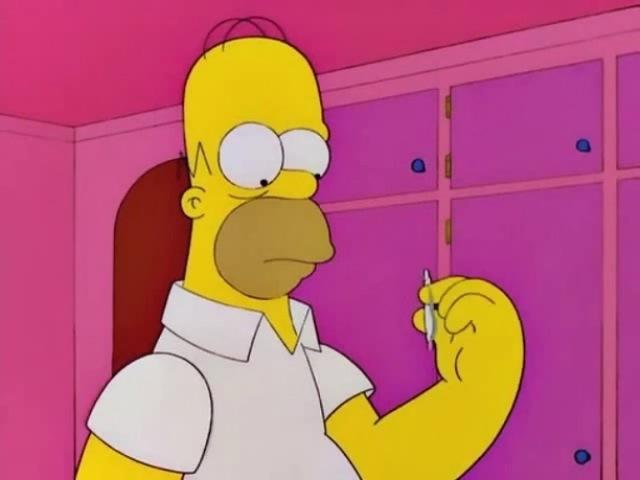 Гомер курит марихуаны конопля свободы