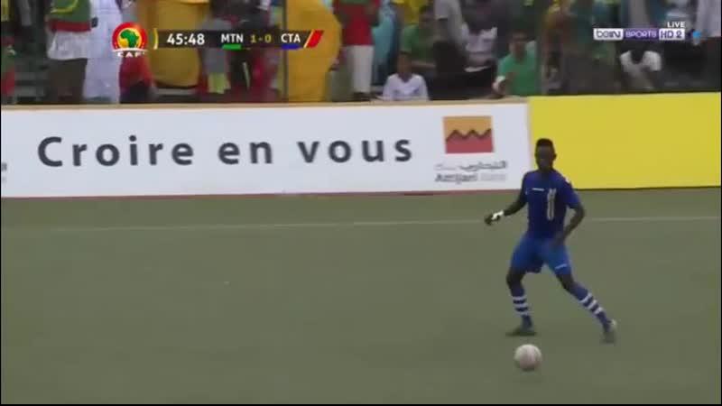 Мавритания ЦАР