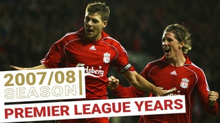 Every Premier League goal 2007/08 | Fernando TORRES scores 24 in debut season