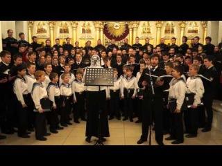 Закрытие празднования 1025-летия Крещения Руси в Московской области.