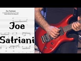 Joe Satriani + more - 12 KILLER Aeolian Licks & Tricks! (w/ TABS)