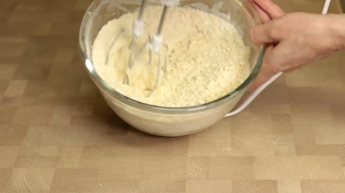 Песочное дрожжевое тесто - пирожные Жербо, изображение №2