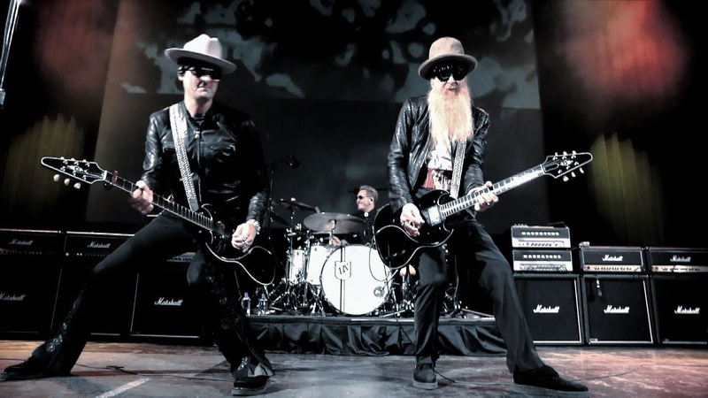 Billy F Gibbons Missin' Yo' Kissin' from The Big Bad Blues