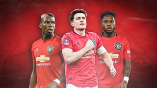 Manchester United's Road to Wembley | All Goals & Highlights | Emirates FA Cup 2019/20