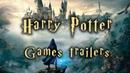 Harry Potter Games Trailers Compilation / 2001 - 2021 / Трейлеры серии игр о Гарри Поттере. Собрание