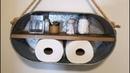Как американцы продают на Etsy оцинкованные ванночки в качестве полок для ванной - и зачем это нужно