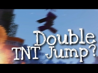 BedWars Double TNT jump