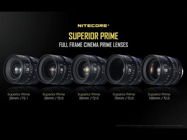 Nitecore Superior Primes test Full Frame lenses with URSA Mini Pro and Lucadapter Magicbooster Pro
