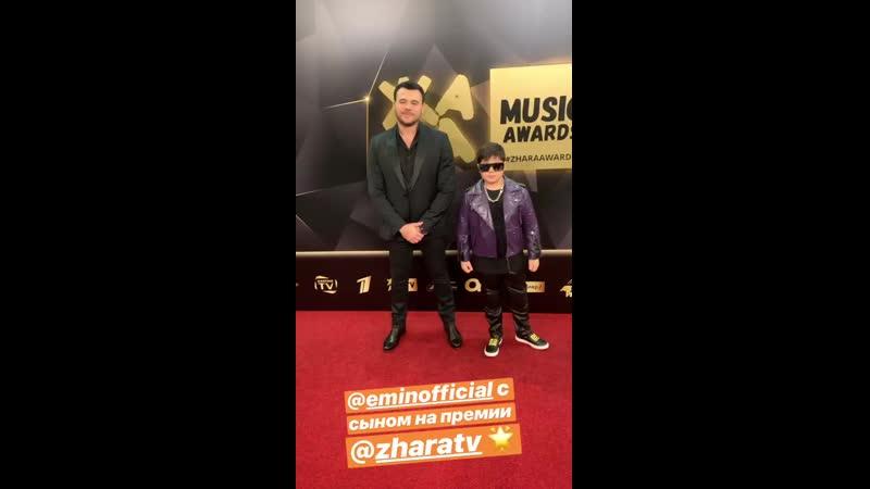 05.04.19. Жара Music Awards 2019. Emin. Красная дорожка