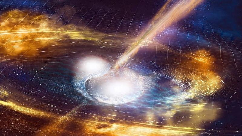 Как устроена Вселенная Первая секунда большого взрыва
