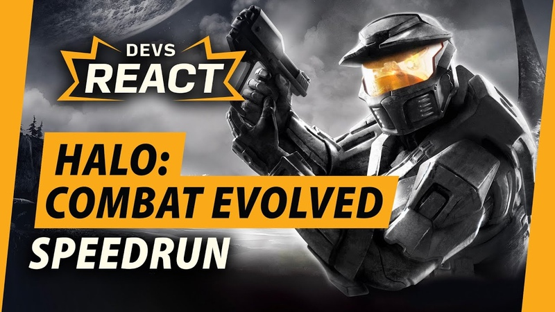 Halo Combat Evolved Devs React to Speedrun Marty O'Donnell Marcus Lehto