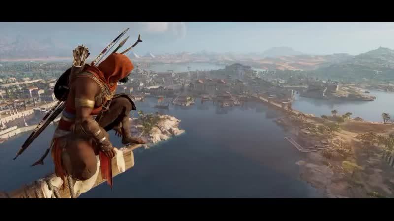 Новый Assassin's creed какой будет сеттинг