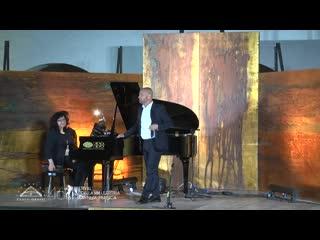 ''Il canto degli ulivi'' Alex Esposito recital / Концерт Алекса Эспозито (Festival della Valle d'Itria) 2020