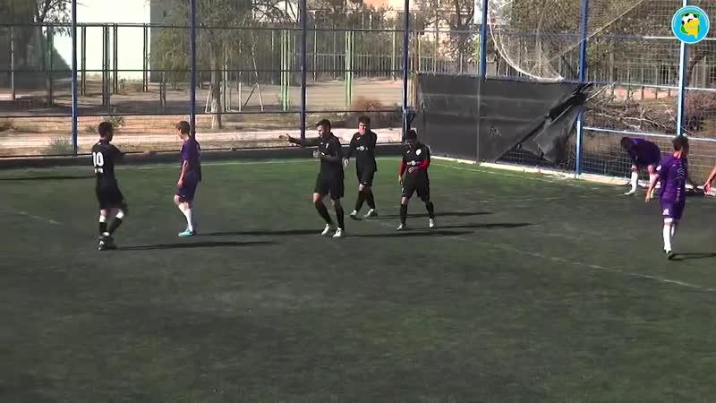 ЛЛФ 2020 Осень Видео обзор матча NOMAD Актау BS Строй Лига В1 6 тур 11 10 20г