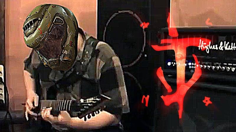Doom Slayer excited about Doom Eternal