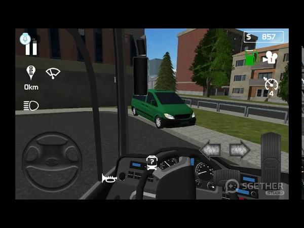 Автобус Симулятор 2 Серия 2020 А пассажиров Установка людей