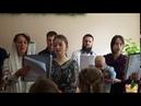 Единому Богу Слава исполняет хор церковь ЕХБ Вознесение ,город Алешки,Херсонская обл,Украина