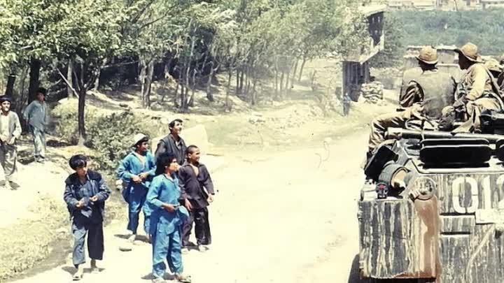 Афганский мулла клип