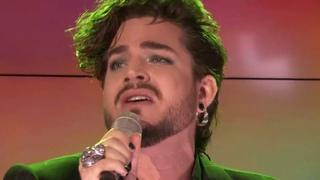 Adam Lambert - Whataya Want from Me (Live From YouTube Space New York)