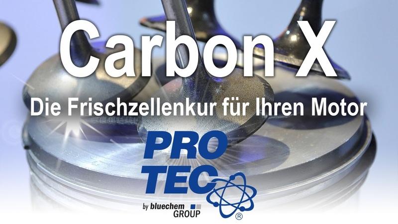 BluechemGROUP ProductShow - PRO-TEC Carbon X DE