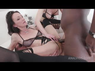 Kinky Anal Orgy with Kessie Shy, Lyna Cypher, Ally Style Nika