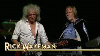 Rick Wakeman & The English Rock Ensemble - Live at Starmus, special guest Brian May (Full Concert)