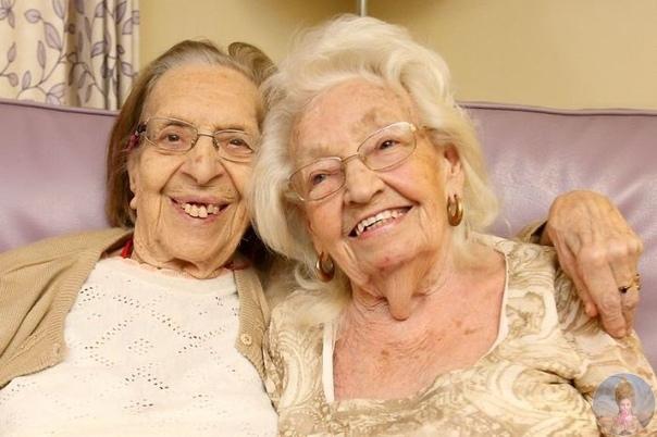Дружба длинной почти в 80 лет.